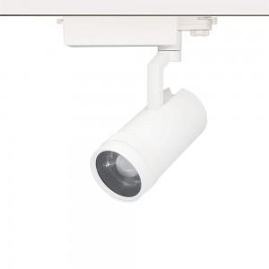 LED Siinivalgusti LED Siinivalgusti PROLUMEN York DALI DIM valge  30W 2500lm CRI90  13-52° IP20 3000K soe valge