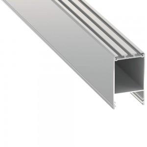 Aluminium profile Aluminium profile LUMINES CLARO 3m