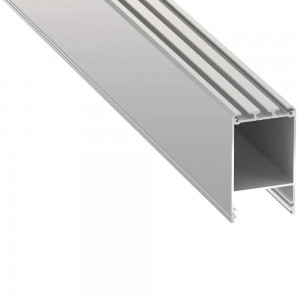 Alumiiniumprofiil Alumiiniumprofiil LUMINES CLARO 3m