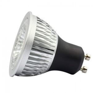 LED Pirn LED Pirn REVAL BULB ALU DIM 230V 7W 500lm CRI90 GU10 38° IP20 2700K soe valge