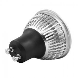 LED bulb REVAL BULB ALU DIM 230V 7W 500lm CRI90 GU10 38° IP20 2700K warm white