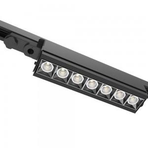 LED Siinivalgusti LED Siinivalgusti PROLUMEN Washington UGR must 230V 40W 4400lm CRI80 50° IP42 4000K päevavalge