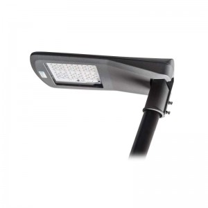 LED-katuvalaisin LED-katuvalaisin NEXUS S 34W ME ROAD 230V 34W 5780lm CRI70 50x140° IP65 4000K päivänvalkoinen