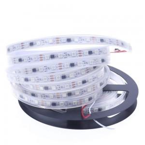 LED strip LED strip REVAL BULB Digital PRO 5050 60LED 10m roll 24V 14.4W CRI80 120° IP65 RGB RGB