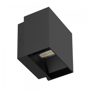 LED-seinävalaisin LED-seinävalaisin PROLUMEN WL20 230V 10W 800lm CRI80 110° IP65 4000K päivänvalkoinen