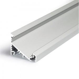 Aluminium profile Aluminium profile CORNER27 G/UX 2m white