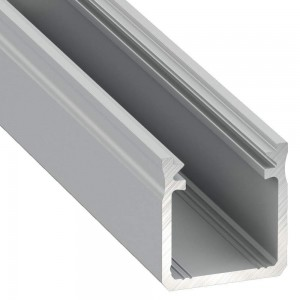 Alumiiniumprofiil Alumiiniumprofiil LUMINES Type Y 2m hõbedane