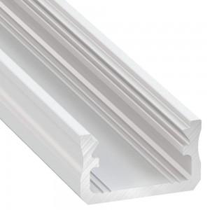 Aluminium profile Aluminium profile LUMINES Type A 2m white