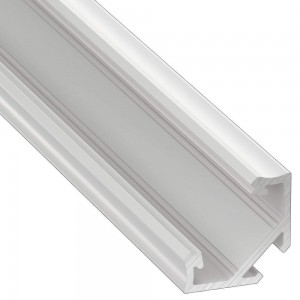 Aluminium profile Aluminium profile LUMINES Type C 2m white