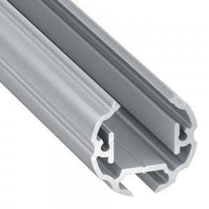 Alumiiniumprofiil Alumiiniumprofiil LUMINES COSMO 2m hõbedane