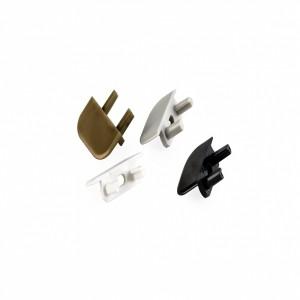Aluminium profile Aluminium profile LUMINES Endcap Type Z inox