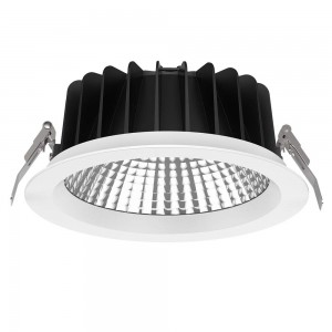 LED downlight PROLUMEN DL229 6 white 230V 33W 3500lm CRI80 60° IP54 4000K pure white