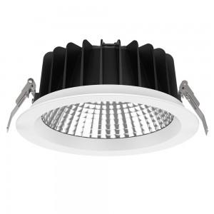 LED-alasvalo PROLUMEN DL229 6 valkoinen 230V 33W 3500lm CRI80 60° IP54 4000K päivänvalkoinen