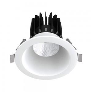 LED Allvalgusti LED Allvalgusti PROLUMEN DL88 2,5 valge 230V 10W 700lm CRI90 60° IP20 2700K soe valge