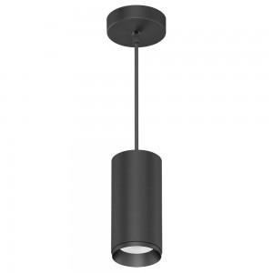 LED ceiling light LED ceiling light PROLUMEN PD228 black 230V 25W 2200lm CRI80 60° IP20 4000K pure white