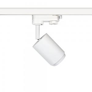 LED Siinivalgusti PROLUMEN Bath + kärgfilter valge 230V 8W 650lm CRI90 50° IP20 3000K soe valge