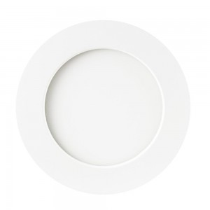 LED-paneeli AIGOSTAR E6 valkoinen kierros 230V 16W 1130lm CRI80 120° IP20 3000K lämmin valkoinen