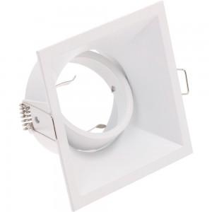 Luminaire frame 1094 white square