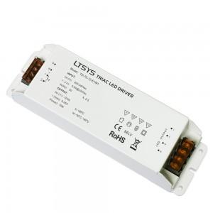 Power supply unit LTECH 12V DC TD-75-12-E1M1 (TRIAC/ PUSH DIM) 230V 75W