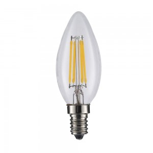 LED bulb FSW 230V 4W 440lm CRI80 E14 360° IP20 3000K warm white