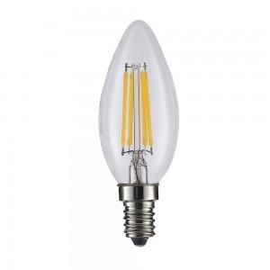LED lamp FSW 230V 4W 440lm CRI80 E14 360° IP20 3000K soe valge