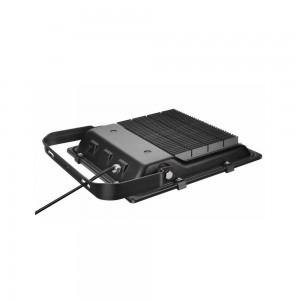 LED floodlight PROLUMEN FL2 black 230V 200W 26000lm CRI80 120° IP65 5000K pure white