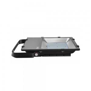 LED floodlight PROLUMEN FL2 black 230V 100W 13000lm CRI80 120° IP65 5000K pure white