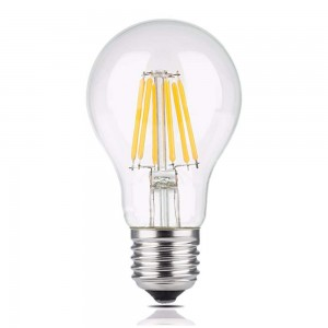 LED lamp FGS 230V 11.5W 1521lm CRI80 E27 360° 3000K soe valge