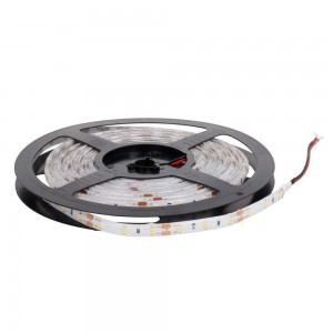 LED strip REVAL BULB 3528 60LED 5m silicone coated 12V 4.8W 428lm CRI90 120° IP55 3000K warm white