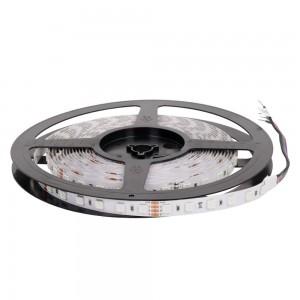 LED полоска REVAL BULB 5050 72LED 1m NANO 24V 17.3W 620lm CRI80 120° IP66 RGB