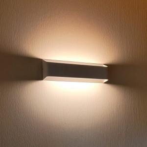 LED wall light PROLUMEN WL16 black 230V 18W 720lm CRI80 90° IP54 3000K warm white