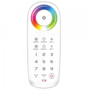 Remote LTECH T4 RF 2.4GHz RGBW Touch remote control 5V