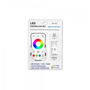 LED strip panel + control R8-1+V3 set RGB 12-24V