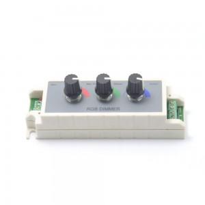 Buttons 3ch RGB 12-24V IP20
