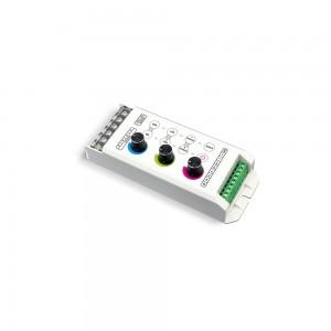 Control panel LTECH LT-330 3 x 8A RGB 5-24V 576W