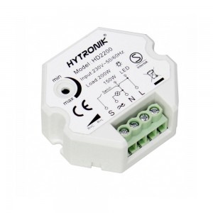 Lüliti HYTRONIK HD2200 (TRIAC / PUSH DIM) 230V 150W IP20