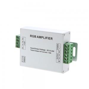 Signaalivõimendi 3x4A 12-24V 288W IP20