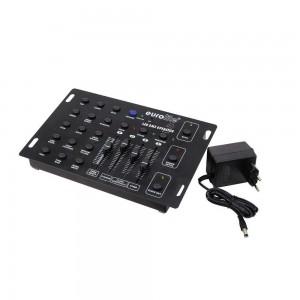Пульт управления освещением EUROLITE DMX LED Operator 2 controller 230V