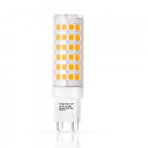 LED лампа AIGOSTAR 14627 230V 5W 450lm CRI80 G9 360° IP20 3000K теплый белый