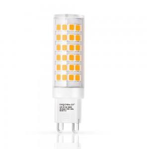 LED lamp AIGOSTAR 14627 230V 5W 450lm CRI80 G9 360° IP20 3000K soe valge