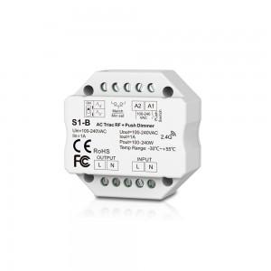 Dimmer SKYDANCE S1-B (RF/ PUSH) 230V IP20