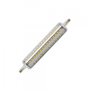 LED lamp AIGOSTAR R7S 118mm 230V 12W 1200lm CRI80 360° 3000K soe valge