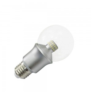 LED bulb DIAMOND TRIAC 9W 850lm E27 300° 3000K warm white