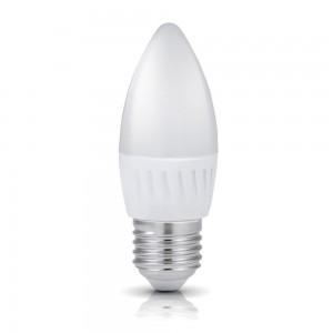 LED bulb PREMIUM SW candle white 230V 9W 900lm CRI80 E27 200° 3000K warm white