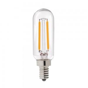 LED lamp REVAL BULB T26 230V 2W 180lm CRI80 E14 360° 3000K soe valge