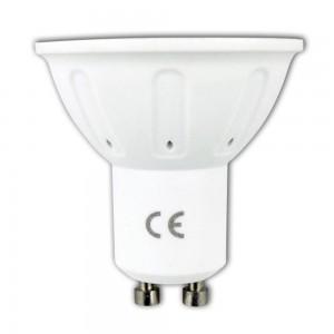 LED bulb AIGOSTAR MR16 A5 230V 4W 240lm CRI80 GU10 120° 3000K warm white