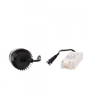 LED-lamppu PROLUMEN CITIZEN DL170L COB TRIAC 230V 10W 1000lm CRI80 36° IP20 3000K lämmin valkoinen