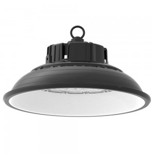 LED industrial light PROLUMEN UFO IKT 230V 100W 14000lm CRI80 110° IP65 4000K pure white