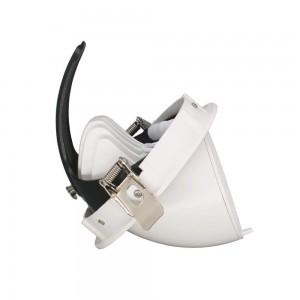 LED Allvalgusti PROLUMEN Gimbal COB D138 valge 230V 25W 2550 CRI90 38° IP20 3000K soe valge