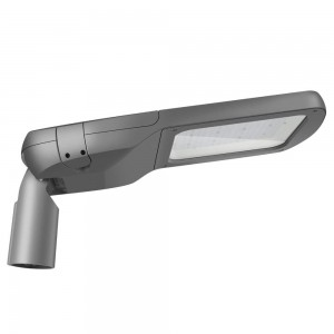 LED street light PROLUMEN Poseidon gray 230V 40W 6000lm CRI70 60x140° IP66 4000K pure white